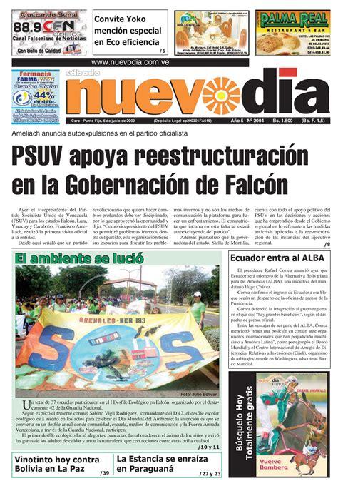 Diario Nuevodia Sábado 06 06 2009 by Diario Nuevo Día   Issuu