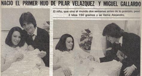 Días de viejo color: El primer hijo de Miguel Gallardo y ...