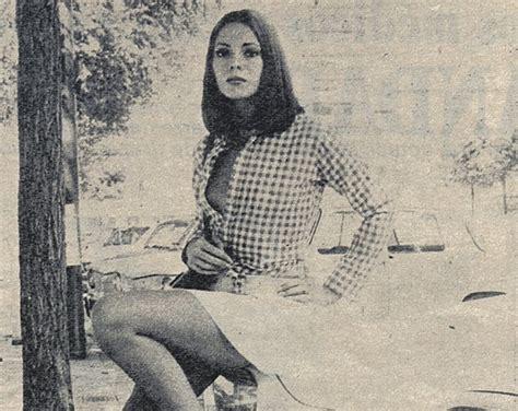 Días de viejo color: Pilar Velázquez  1973