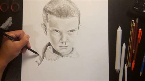 Dibujando a Eleven » Stranger Things   YouTube