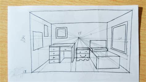 Dibujando objetos en PERSPECTIVA CÓNICA FRONTAL | Directo ...