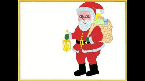 Dibujar al Papá Noel, la actividad lúdica para ocupar a ...