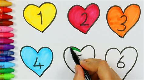Dibujar números juego de pintar con Sol Solecito cancion ...