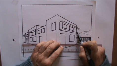 Dibujar perspectiva 3 con pluma clases de arte   YouTube
