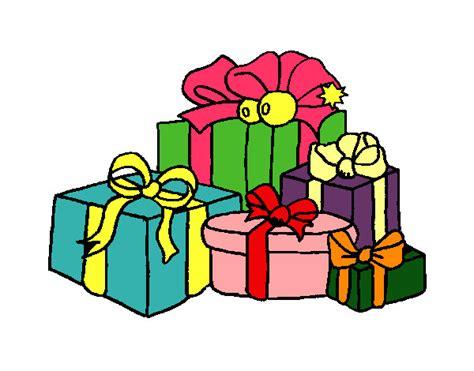 Dibujo de Muchos regalos 2 pintado por Macian en Dibujos ...