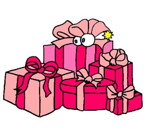 Dibujo de Muchos regalos pintado por Angie09 en Dibujos ...