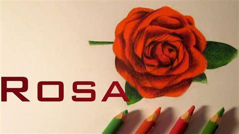 Dibujo de una hermosa rosa , cómo dibujar rosas HD   YouTube