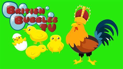 dibujos animados   El rey de los pollos   YouTube