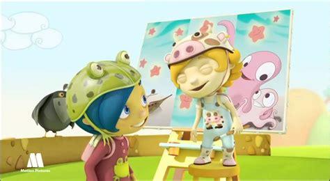 Dibujos animados para niños, el perro pintor. Pulpos y ...
