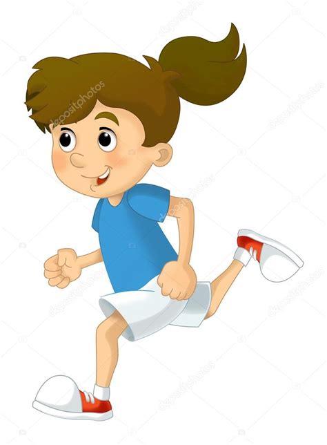 Dibujos: atletismo infantil | infantil de dibujos animados ...