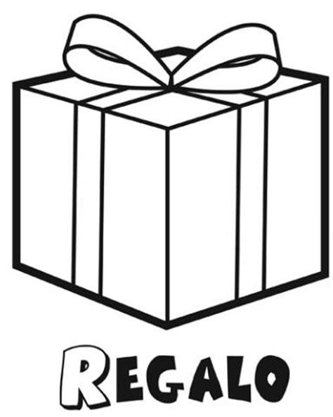 Dibujos de cajas de regalos para colorear   Imagui