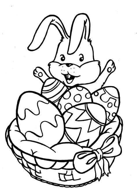 Dibujos de conejos de pascua para imprimir   Imagui