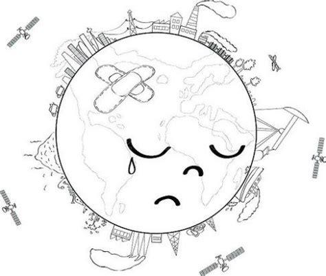Dibujos de Contaminación Ambiental para Niños: Imágenes de ...