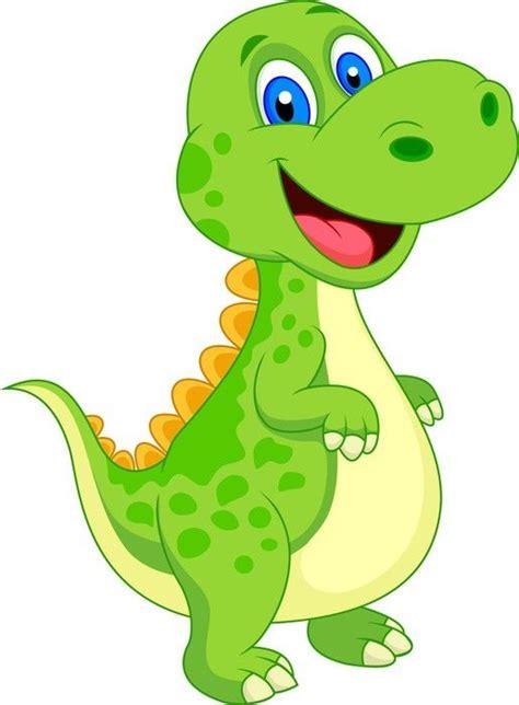dibujos de dinosaurios animados   Buscar con Google ...