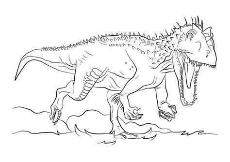 Dibujos de dinosaurios gratis. Para colorear o decorar en casa
