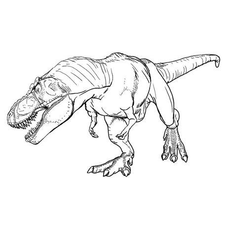 Dibujos de Dinosaurios Infantiles para Pintar y Colorear