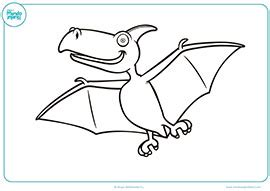 Dibujos de dinosaurios   Mundo Primaria