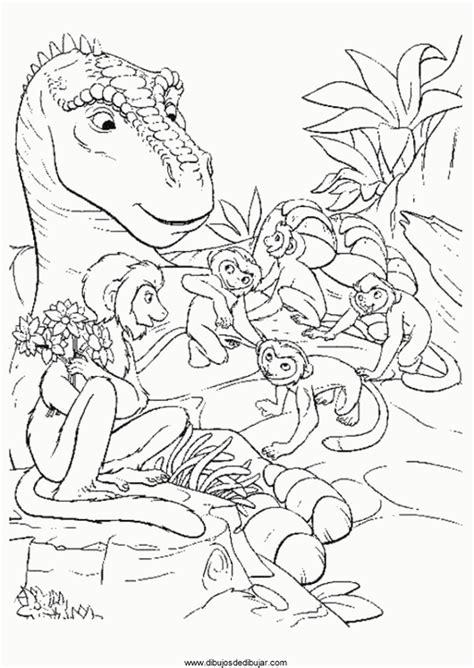 Dibujos de dinosaurios para colorear e imprimir  1 de 6 ...