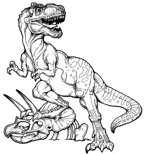 Dibujos de Dinosaurios para colorear. Gran colección ...