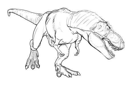 Dibujos de dinosaurios para colorear gratis en 2019 ...
