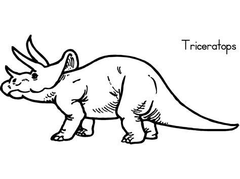 Dibujos de dinosaurios para pintar. Dibujos de dinosaurios ...