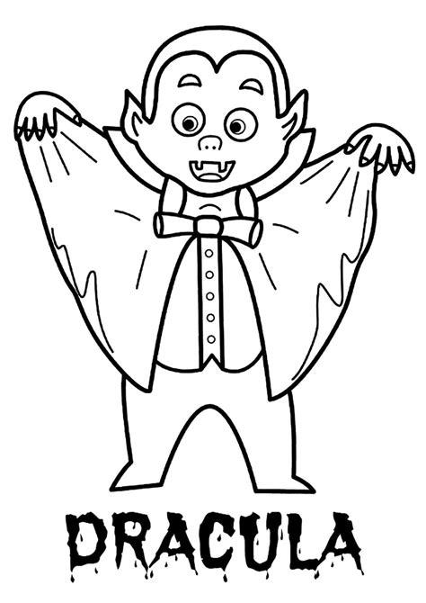 Dibujos de Halloween infantiles para colorear e imprimir ...