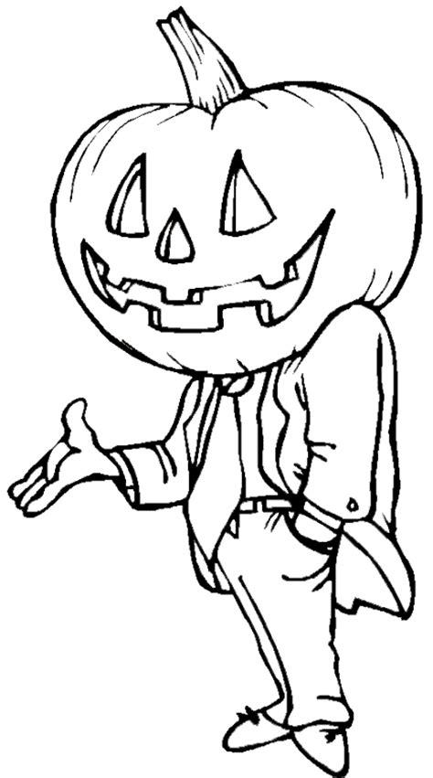 Dibujos de Halloween para colorear e imprimir :: Imágenes ...