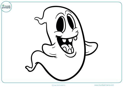 Dibujos de Halloween para Colorear para niños [Fáciles de ...