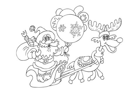 Dibujos de Navidad para imprimir y colorear: Mejores Webs ...
