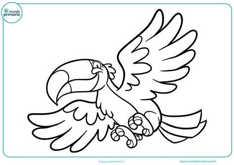Dibujos de Pájaros y Aves para Colorear