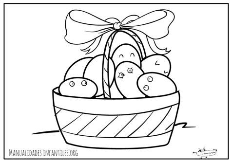 Dibujos de Pascua   Actividades para niños, manualidades ...