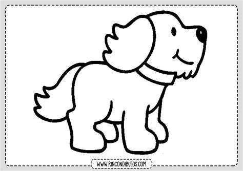 Dibujos de Perros para Colorear   Como dibujar un Perro