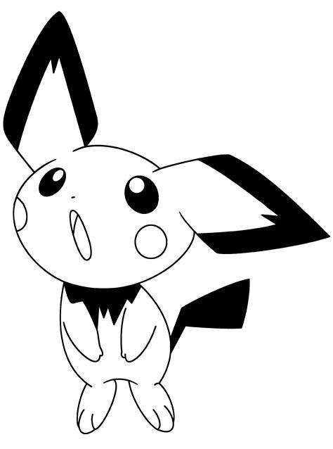 Dibujos de Pokémon para dibujar, colorear, pintar e imprimir