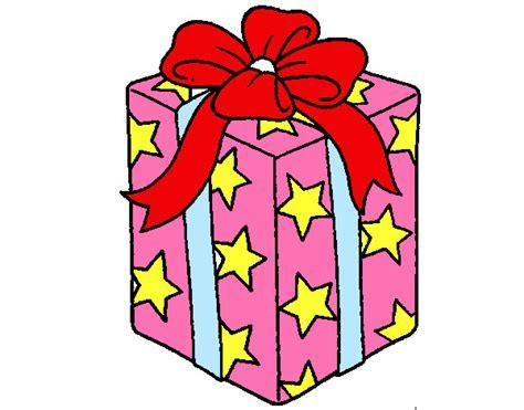 Dibujos de Regalos para Colorear   Dibujos.net