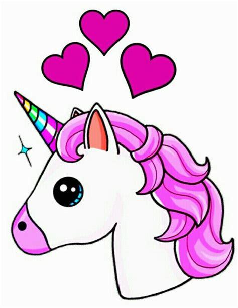 Dibujos de unicornios fáciles kawaii   Fotos de amor ...