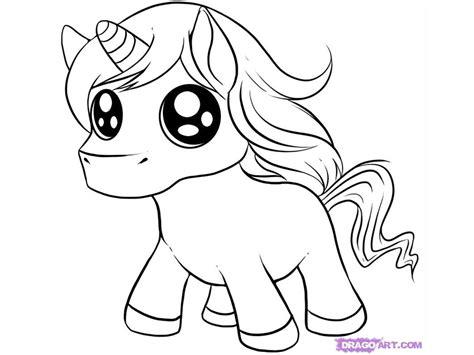 Dibujos de Unicornios para Colorear ⇒ 【Recopilación】 ️
