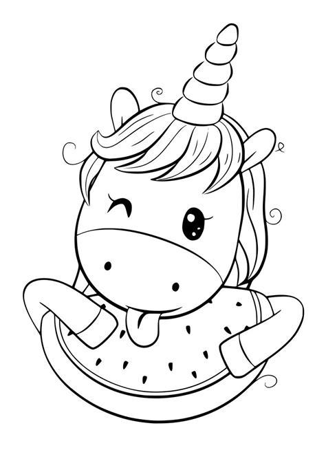 Dibujos de Unicornios【2020】