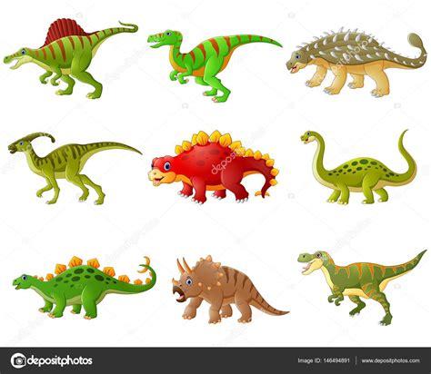 Dibujos: dinosaurios   Conjunto de colecciones de ...