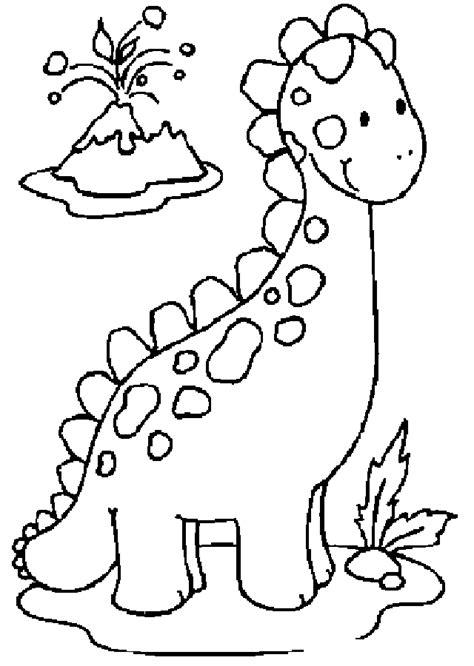 dibujos dinosaurios para colorear   Dibujosparacolorear.eu