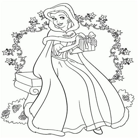 dibujos disney navidad para colorear e imprimir gratis ...