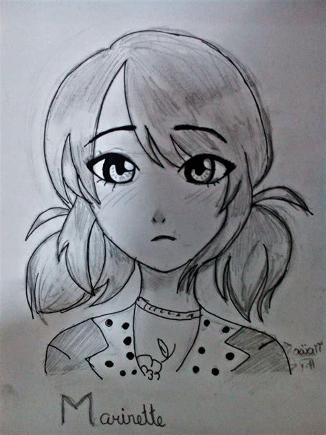 dibujos drawing draw marinette marinettedupaincheng mir...