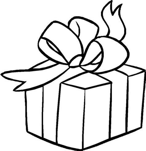 Dibujos para colorear cajas de regalos   Imagui