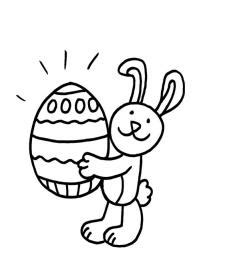 Dibujos para colorear de Pascua