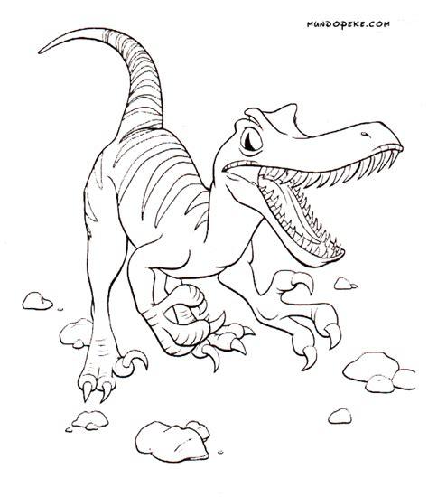 >Dibujos para colorear dinosaurios. Imprimir y pintar ...