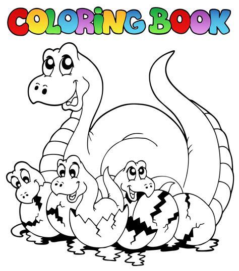 Dibujos para colorear dinosaurios   VIX