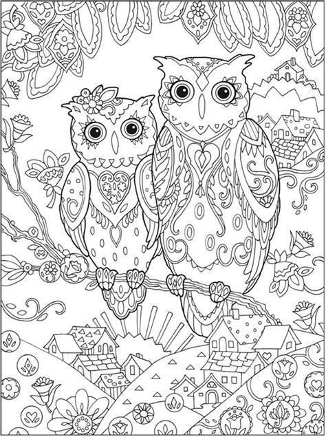 Dibujos para colorear mandala buhos …   Mandalas animales ...
