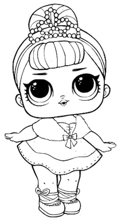 Dibujos para Colorear: Muñecas LOL | Dibujos, Dibujos para ...