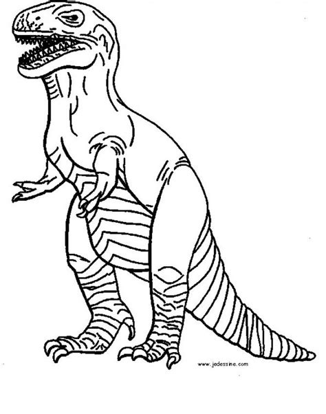 Dibujos Para Colorear On Line De Dinosaurios   Para Colorear