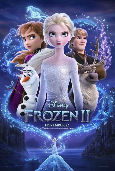 Dibujos para colorear y pintar gratis de Frozen 2 de ...