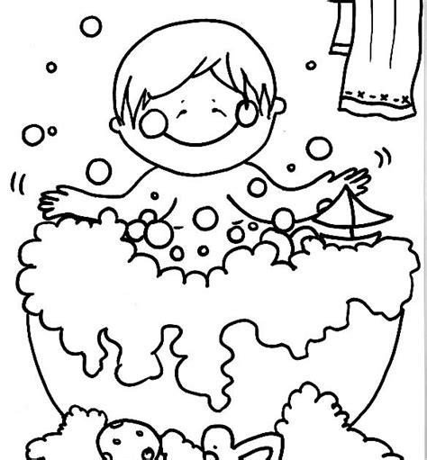Dibujos para imprimir y colorear: Dibujo de un niño ...